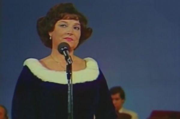 Запись с заключительного концерта Всесоюзного телевизионного фестиваля советской песни «Песня-77»