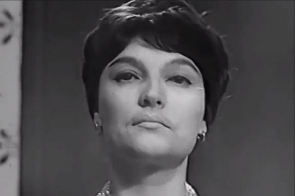 Из концерта Центрального телевидения №74. Начало 70-х годов.