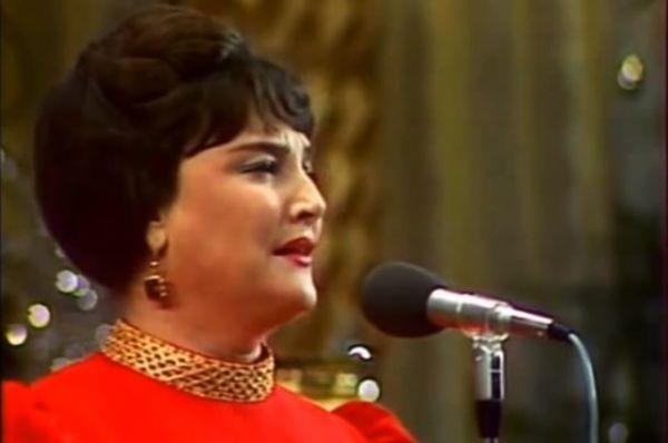 Запись с заключительного концерта Всесоюзного телевизионного фестиваля советской песни «Песня-73».