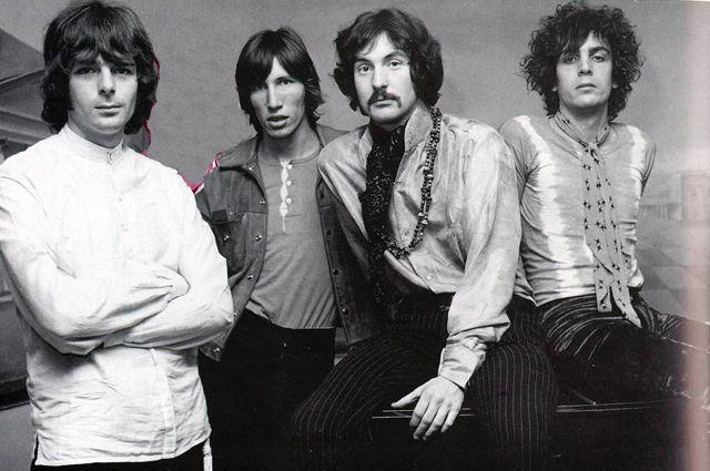 Pink Floyd в 1960-х годах.