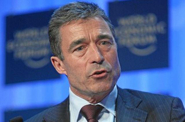 Андрес Фог Расмуссен, Генеральный секретарь НАТО