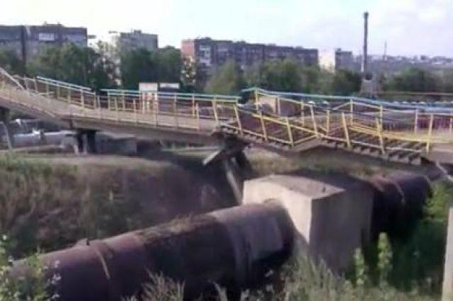 Мост, Горловка