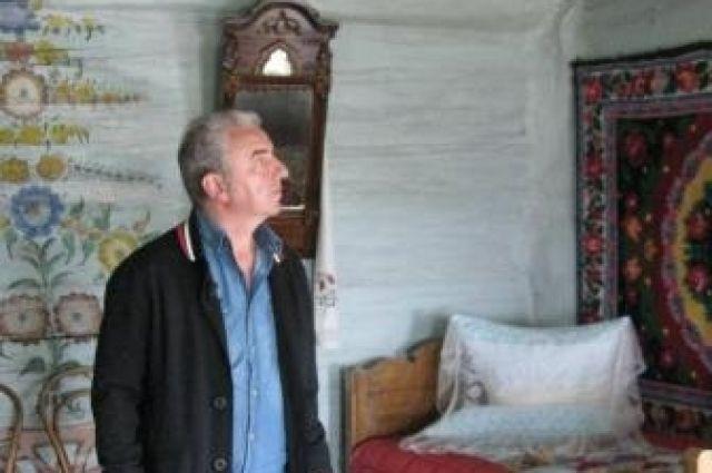 Владимир Шахрин заканчивает работу над фильмом «Байки земли Уральской»