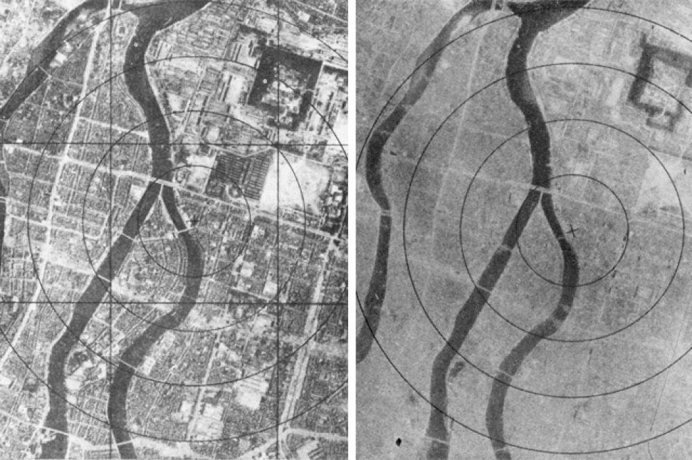 Чтобы устрашить японское правительство и продемонстрировать миру значительность и опасность применения ядерного оружия, президент США Гарри Труман одобрил приказ бомбить японские города.