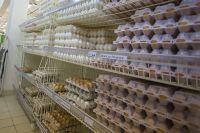 Выбор куриных яиц большой, а маркировки - не хватает.