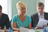 Вице-губернатор Татьяна Заболотная.