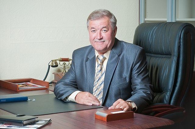 Генеральный директор ЗАО «Тихоокеанская мостостроительная компания» Виктор Гребнев.