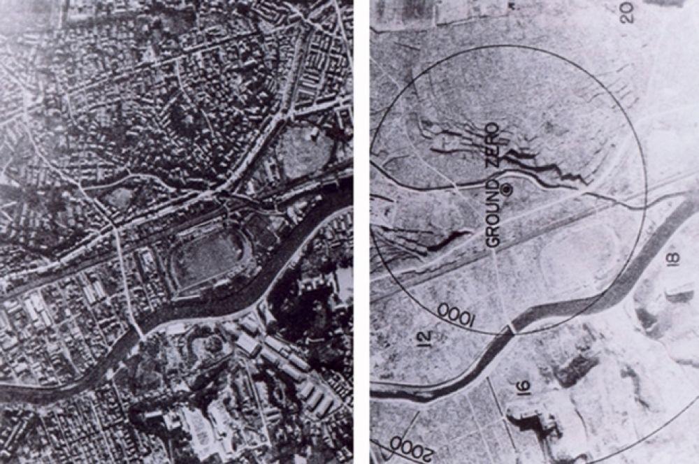 Рано утром 9 августа СССР объявил войну Японии, начав наступление на Манчжурию. В этот же день американскими военными  было осуществлено бомбометание на Нагасаки. В 11:02 утра бомбардировщик сбросил бомбу Fat Man («Толстяк»), которая унесла жизни от 60 до 80 тысяч человек.