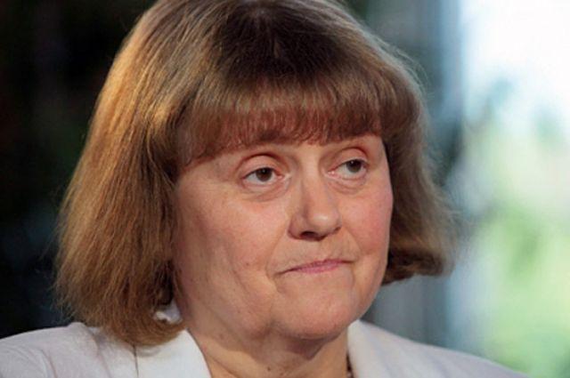 Светлана Савицкая.