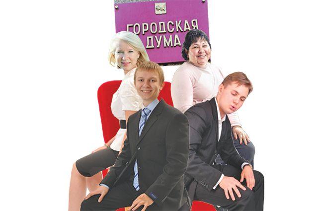 Кто займет думские кресла в Иркутске?