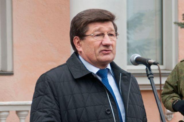 Мэр Омска Вячеслав Двораковский.