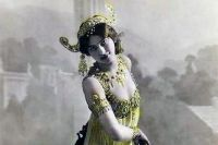 Мата Хари. 1906 год.