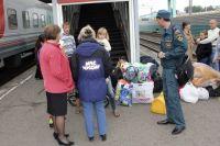 В Омске ждут прибытия переселенцев.