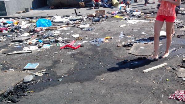 Последствия столкновения активистов с коммунальщиками