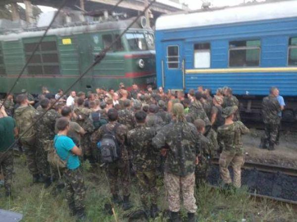 Из России в Украину вернулось 72 бойца 72-й бригады Вооруженных сил Украины