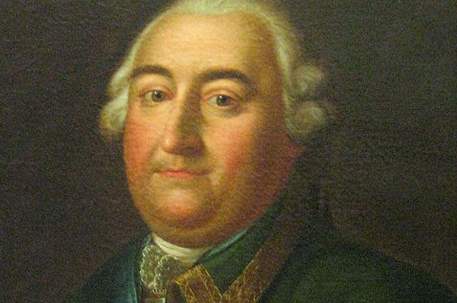 Степан Фёдорович Апраксин.