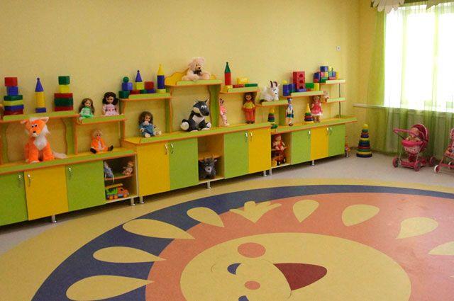На строительство детского сада потратят почти 5 млн рублей.