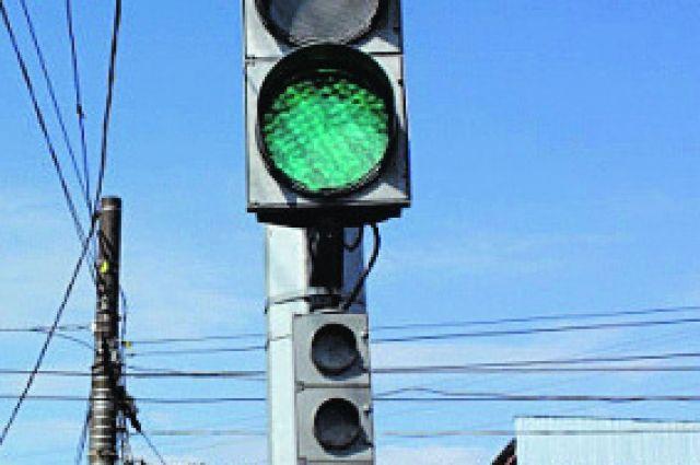 Новые светофоры появятся в Омске.