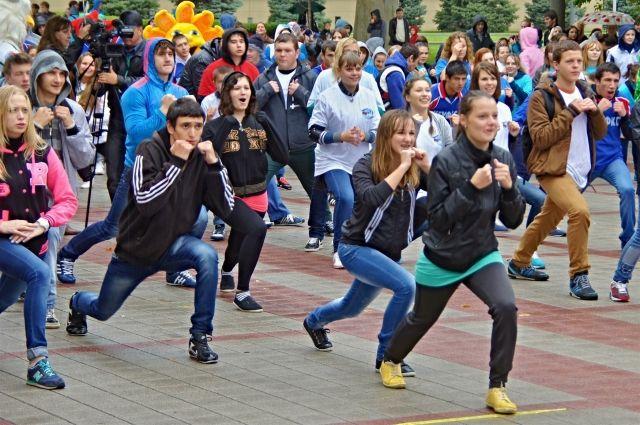 В Омской области пройдёт День физкультурника.