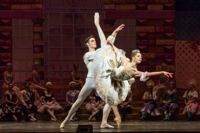 Уральская балерина привезла из столицы Южной Кореи золотую медаль