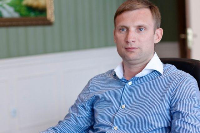 Николай Шпак, глава «Украгролизинга», сын экс-депутата Василия Шпака