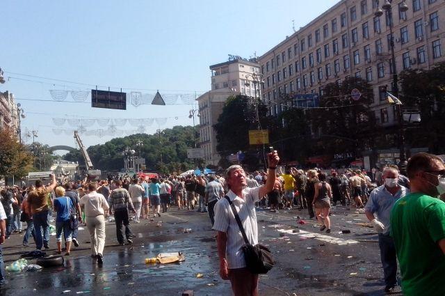 Майдан, Киев, Украина