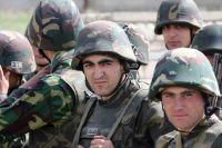 Солдаты армии Нагорного Карабаха.