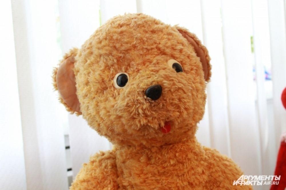 Медведь советский, 60-70 гг.