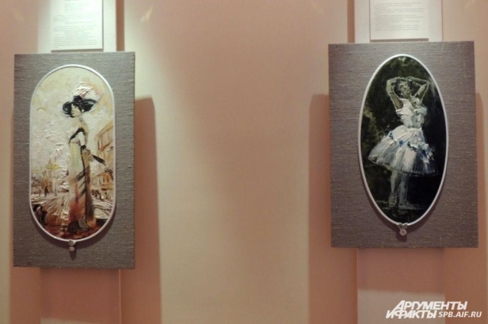 По мнению художника, суть картины передают лица людей.