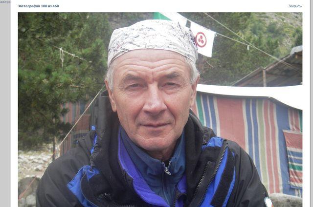Альпинист Першин: « В горы сегодня часто идут неподготовленными»
