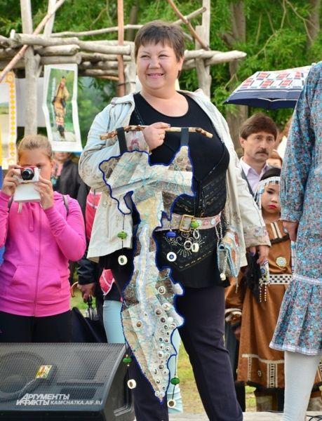 Камчатские сувениры были нарасхват.