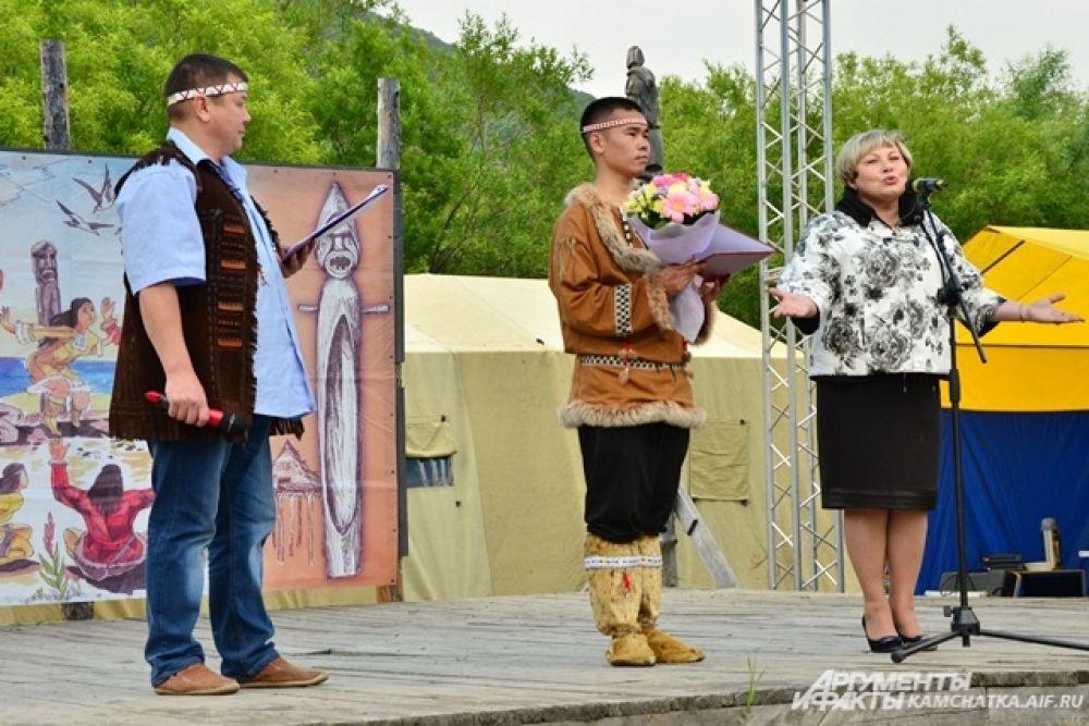 Гостей праздника поздравила вице-губернатор Камчатского края Ирина Унтилова.