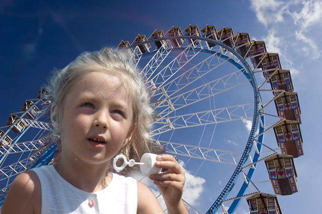 В Новосибирске реабилитируют детей, переживших рак