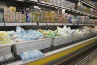 Молоко в нашем регионе дешевле, чем у соседей.