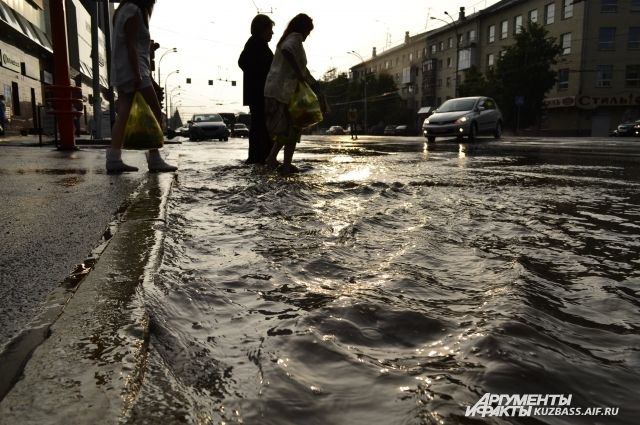 Средний Урал накроет шквалистый ветер