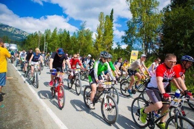 Участникам удалось преодолеть десятки и сотни километров.