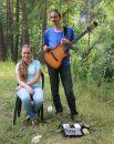 Истинным украшением фестиваля стал семейный дуэт Ксении и Льва Кузнецовых из Москвы