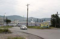 «ГХК «Бор» в Дальнегорске.