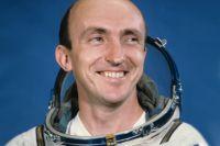 Летчик-космонавт СССР Владимир Владимирович Васютин.