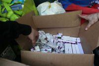 Иркутяне в пункты гуманитарной помощи одежду, посуду, постельное белье и подушки.