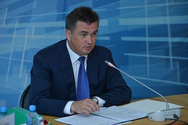 Владимир Миклушевский на встрече с жителями Дальнереченского района.