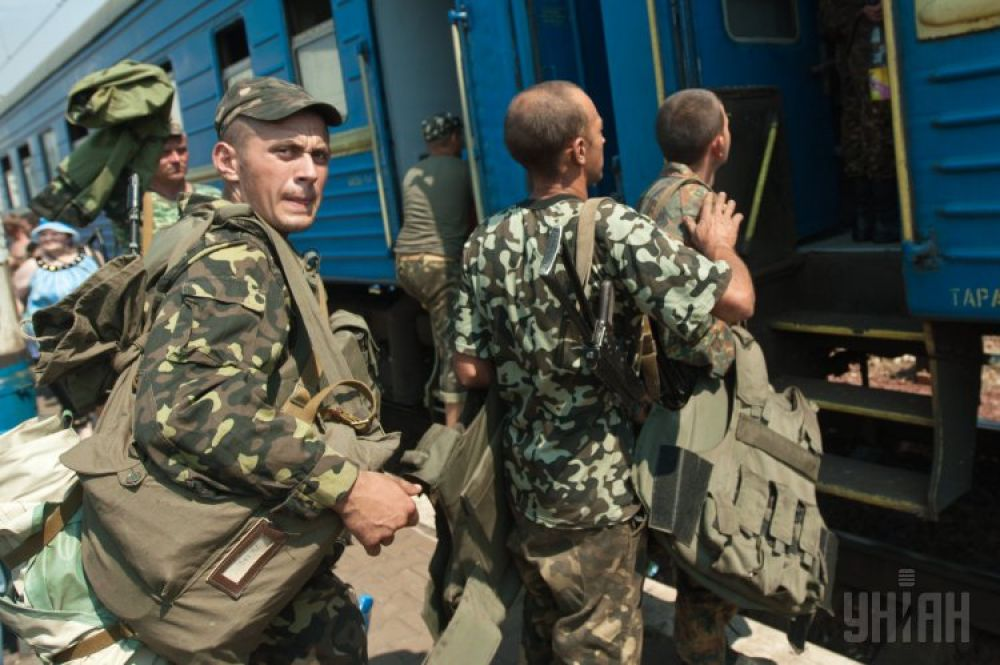 Военные 24-й механизированной бригады требуют ротации