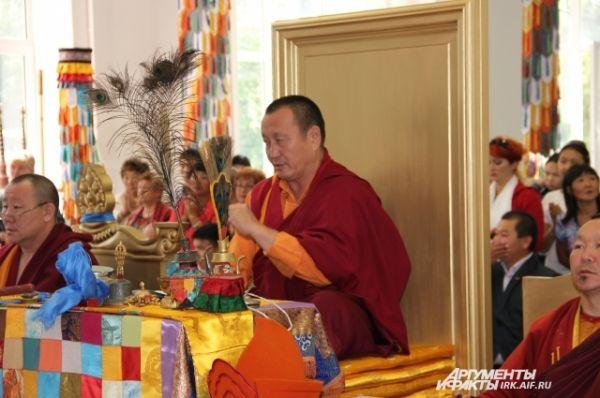 В новом храме будут молиться за то, чтобы не было природных катаклизмов.