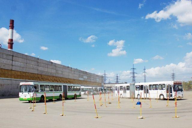 Лучший водитель автобуса работает в Магнитогорске