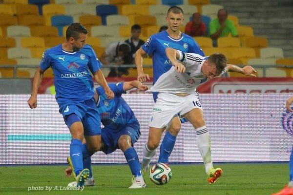«Динамо» – «Олимпик» 0:0, 09.08.2014