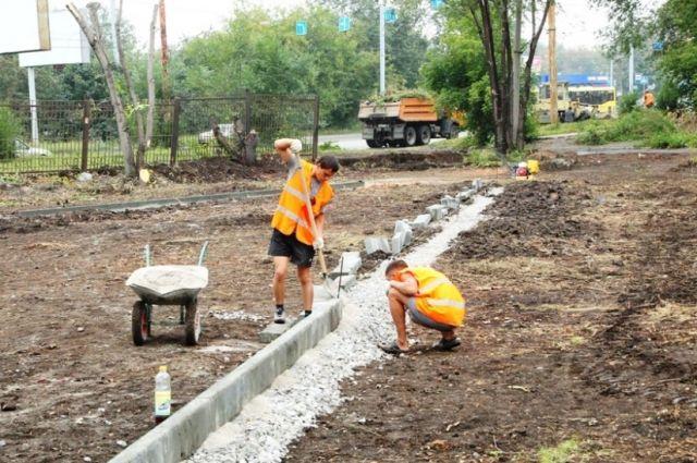 В сентябре в Челябинске закончится строительство трех новых объектов