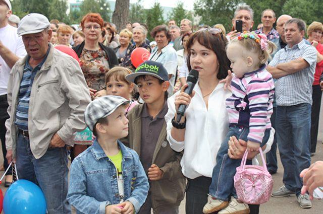 Мамы попросили построить детские сады в Бавлах и Заинске.