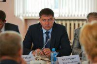 Вице-губернатор Павел Серебряков.