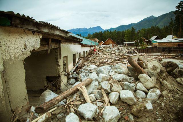 Жители потенциально опасных мест не знают, как защититься от стихии.