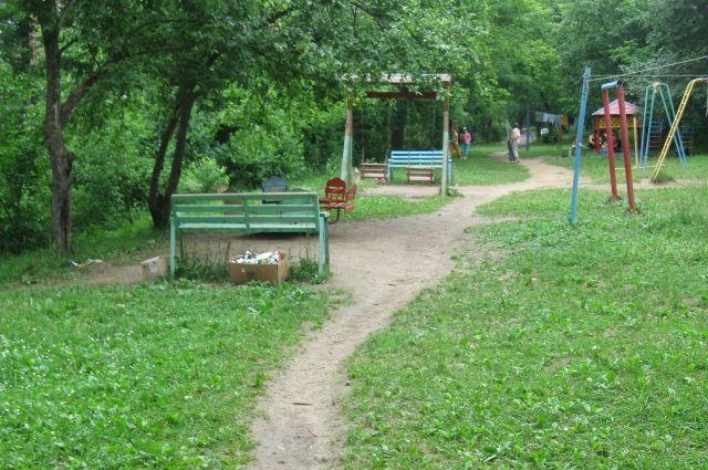 Прокуратура признала игровую площадку в Екатеринбурге опасной для детей